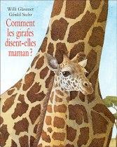 girafes disent maman